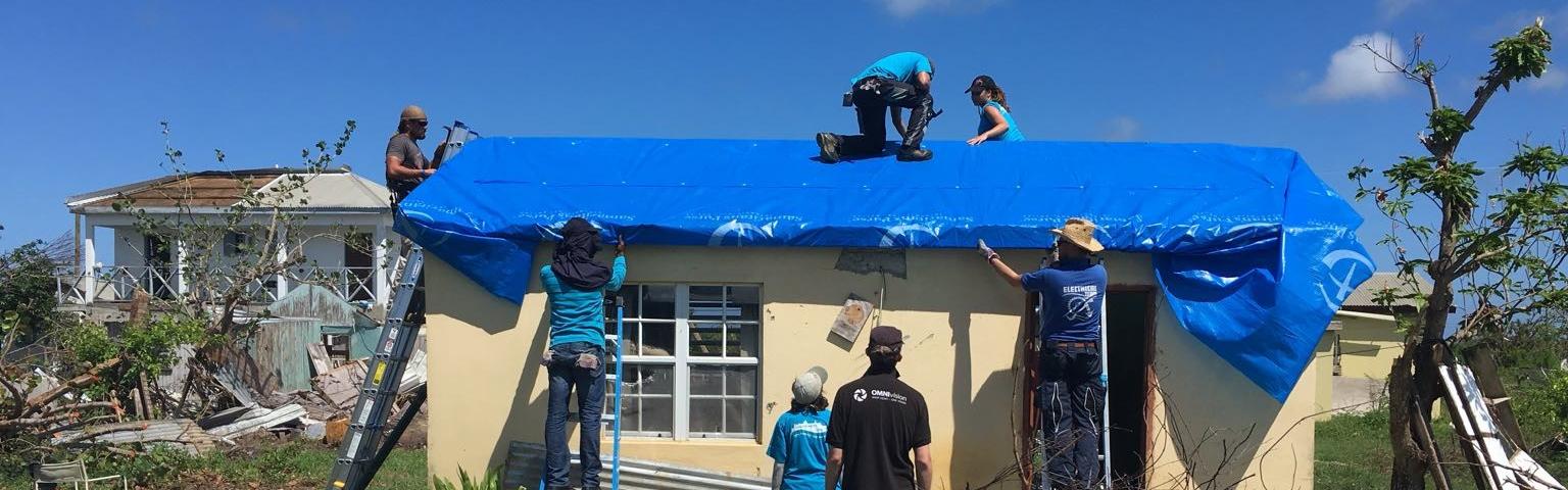 Caribbean – Disaster Relief In Barbuda thumbnail