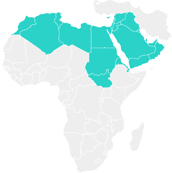 01 Map Middle East