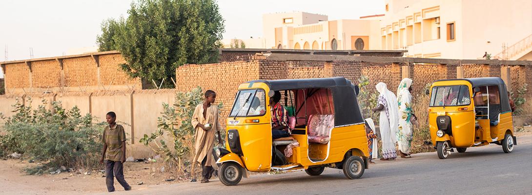 Taking Jesus to the Sahel